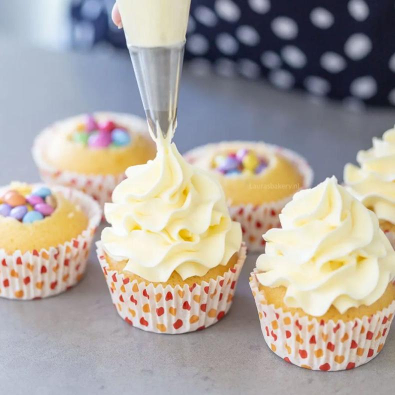 Zo kun je het best cupcakes bewaren