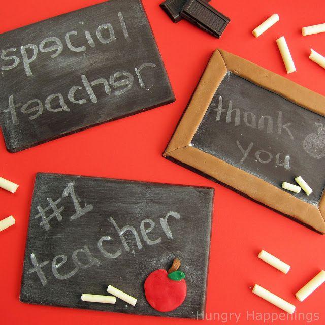 10x chalkboard - krijtbord taarten en koekjes