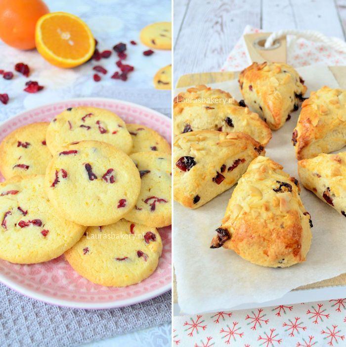 10-recepten-met-cranberrys