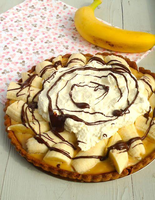 Gastblog Banoffee Pie Recept Uit Pauline S Keuken Laura S Bakery