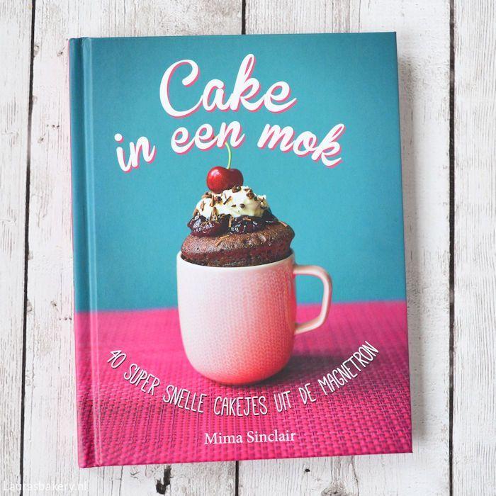 Cake in een mok 1