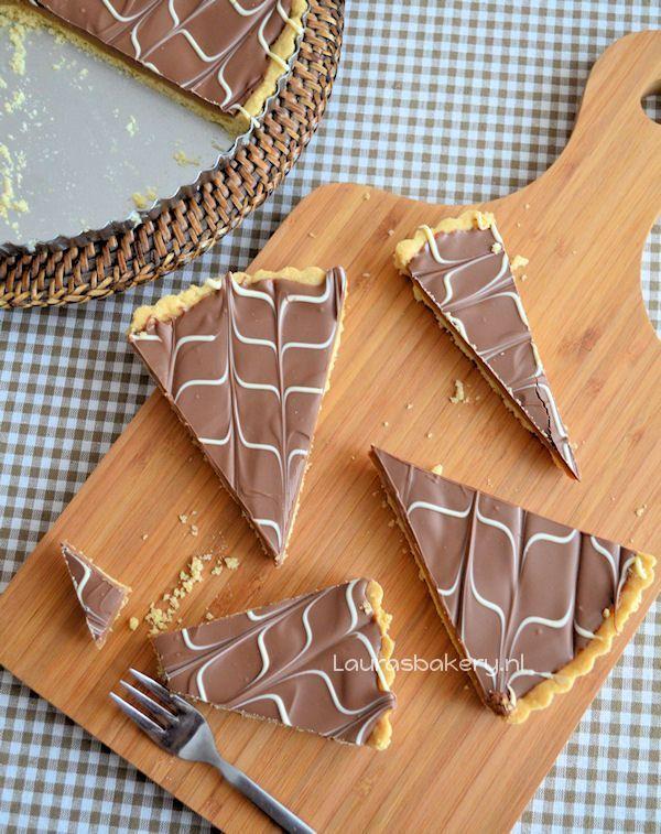 Caramel shortcake 1a
