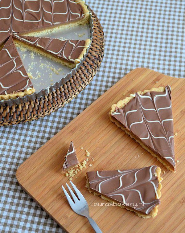 Caramel shortcake 3a