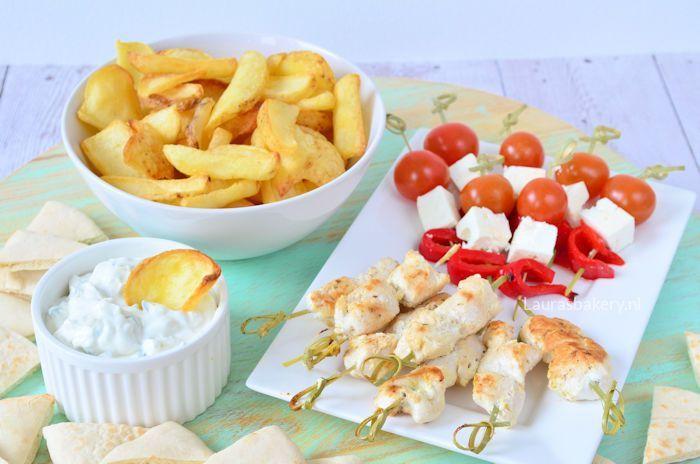 Griekse borrel potato dipperz 3a