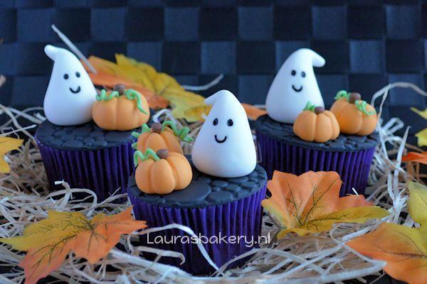 Halloween cupcakes 2a