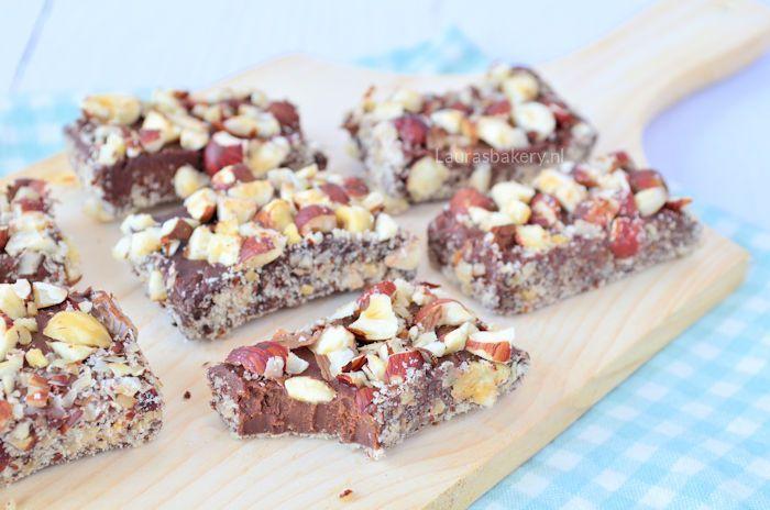 Hazelnoot chocolade truffels 3a