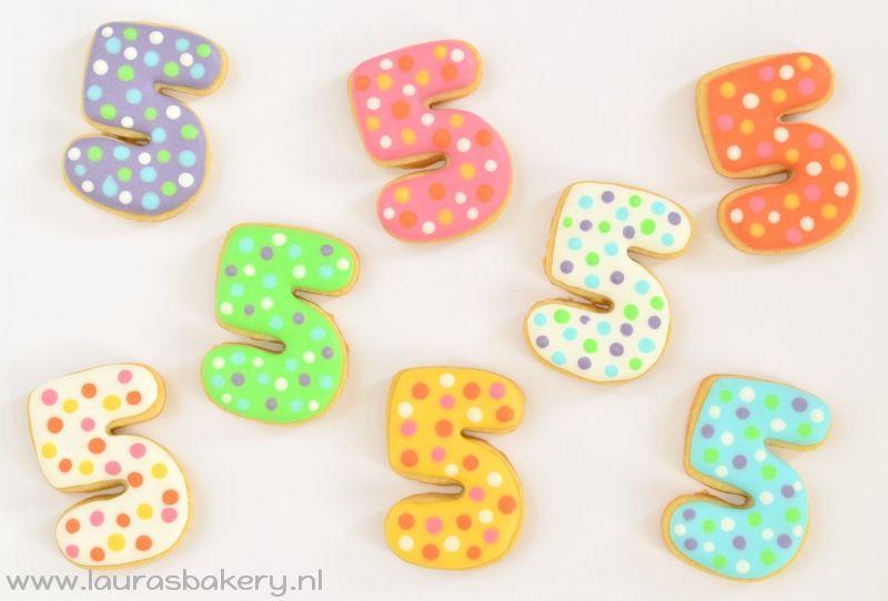 Laura's Bakery 5 jaar