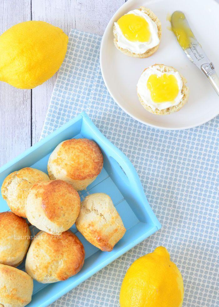 LB citroen scones met lemon curd 1a