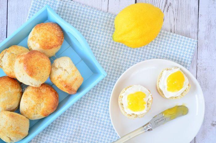 LB citroen scones met lemon curd 3abc