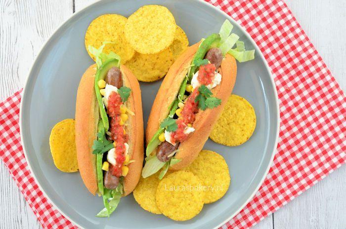 Mexicaanse hotdogs 2a