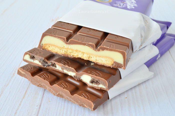 Milka chocolade muffins 2a