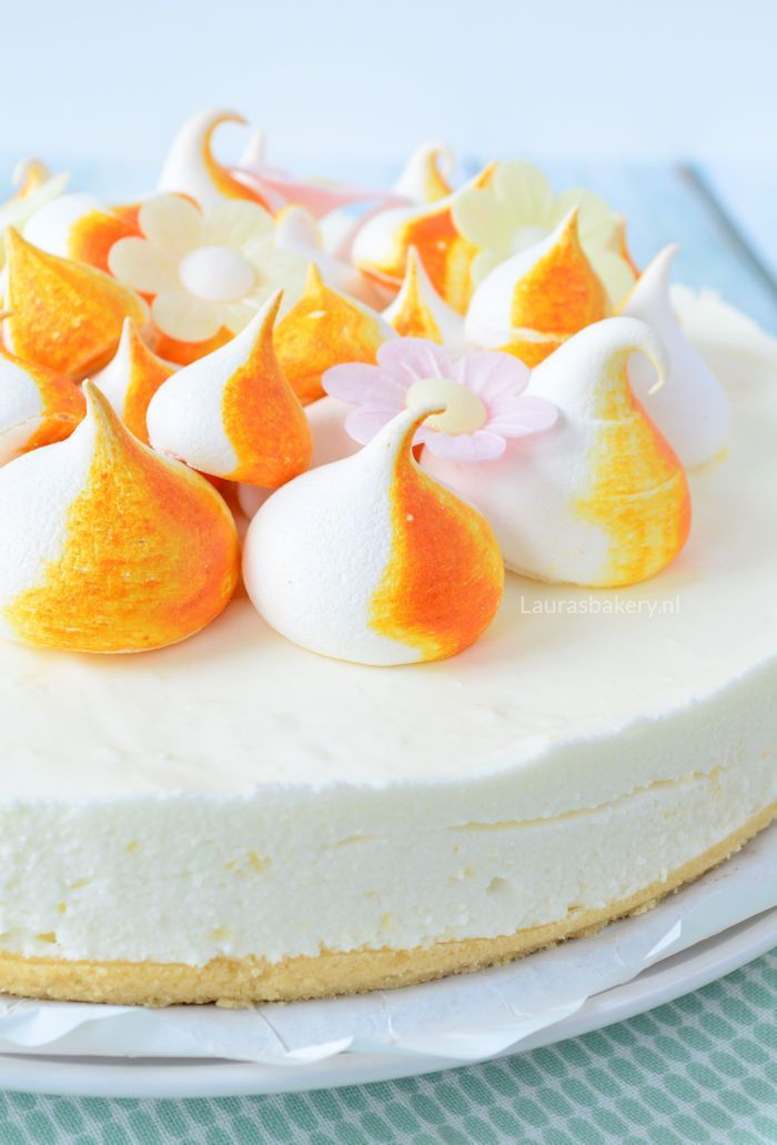 Oetker meringue citroen kwarktaart 1a