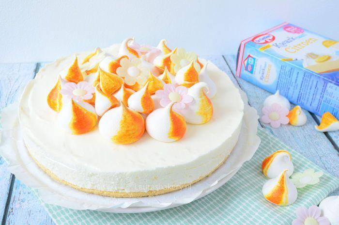 Oetker meringue citroen kwarktaart 2a
