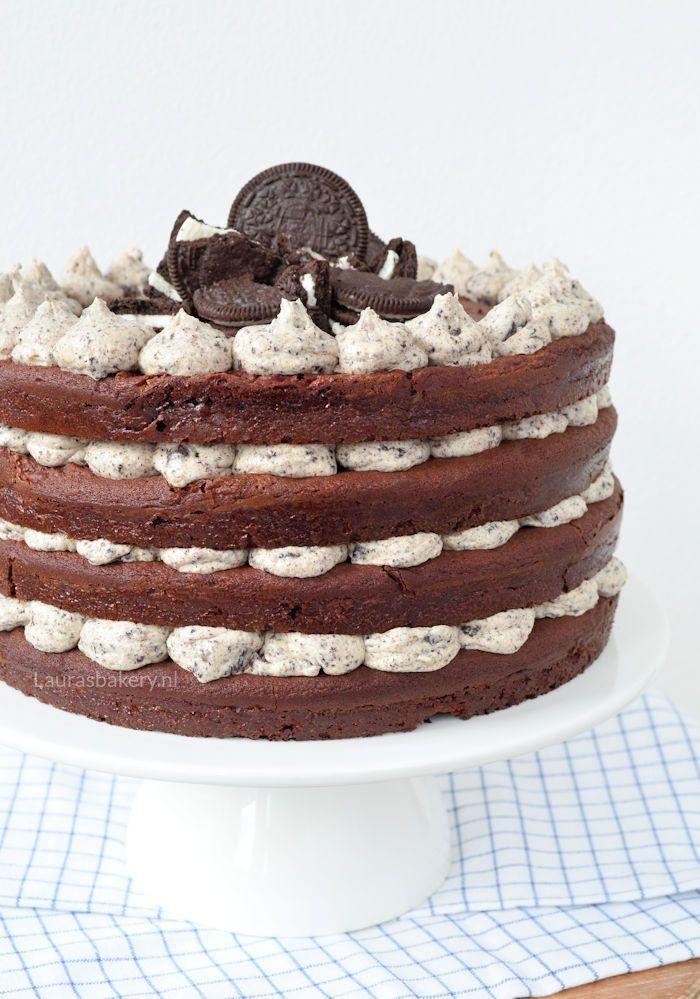 Oreo taart 1a