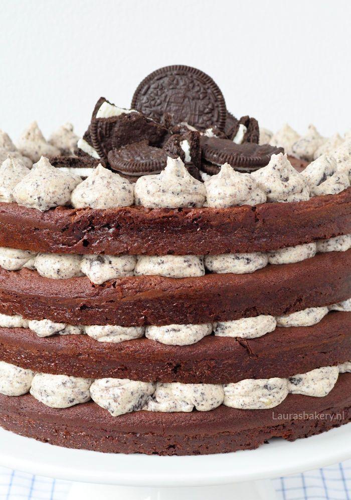 Oreo taart 3a