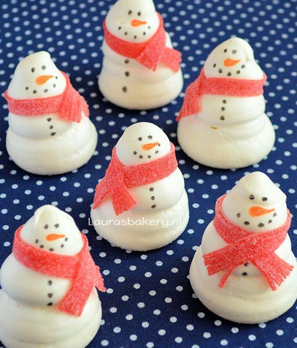 Sneeuwpop Schuimpjes 1a