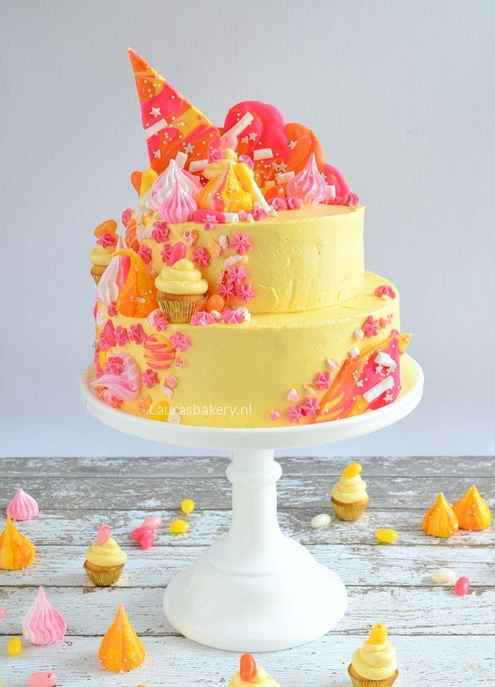 Spektakel taart