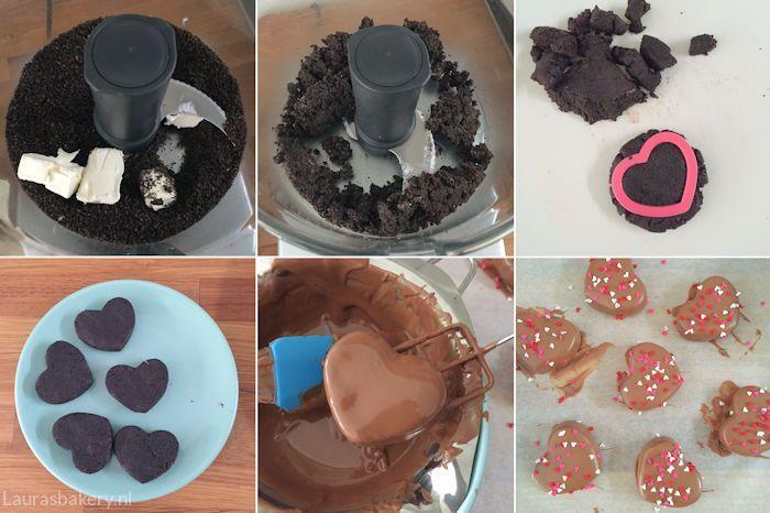 Valentijn Oreo truffels 2a