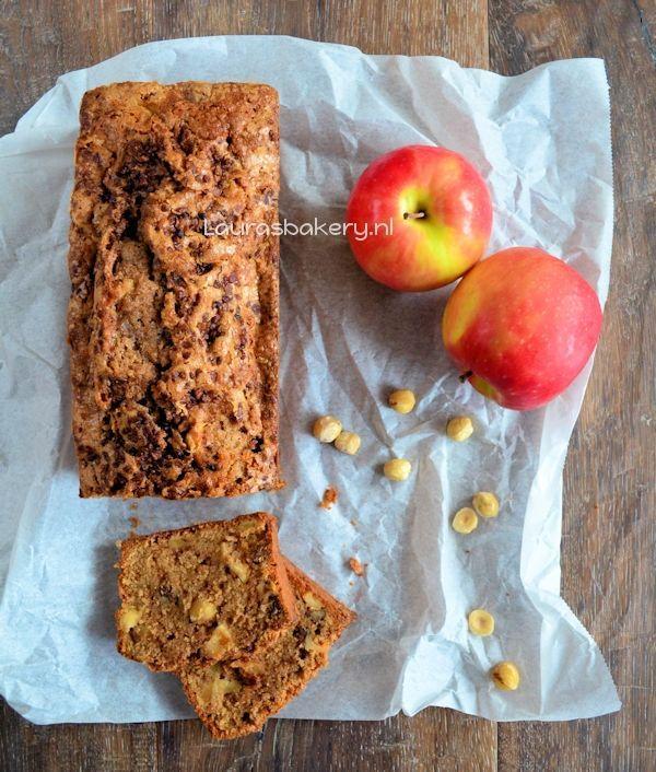 appel-kaneel cake noten 5a
