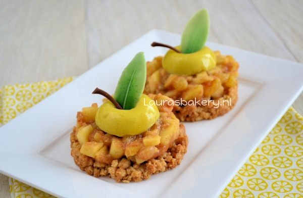 apple crumble taartjes 2a