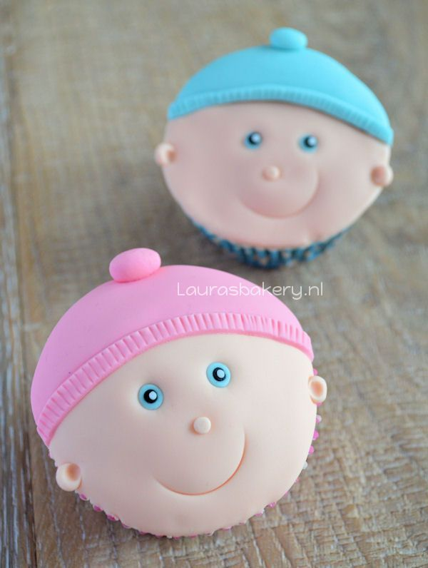 baby cupcakes 1a