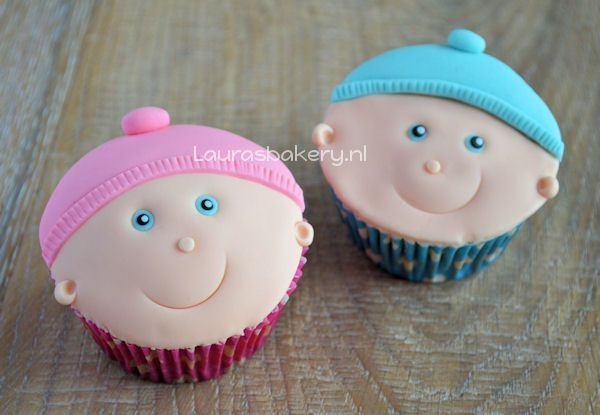 baby cupcakes 2a