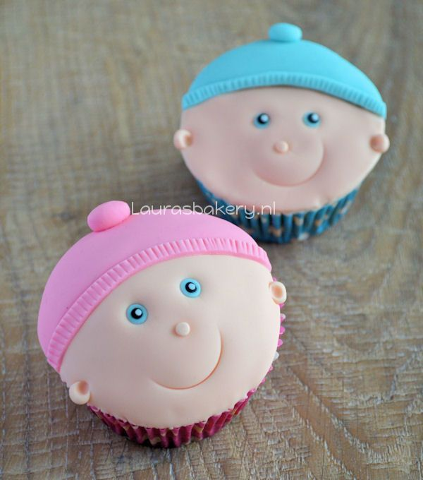 baby cupcakes 3a