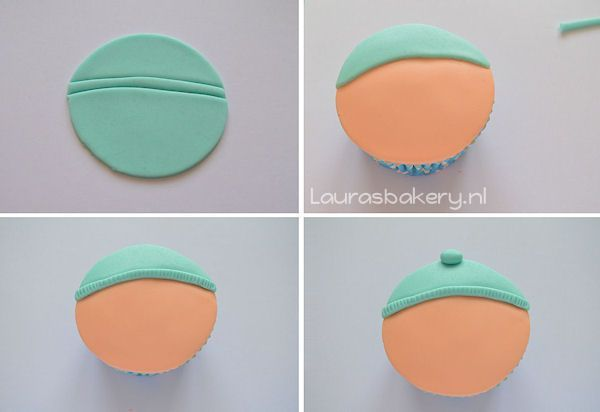 baby cupcakes 5a