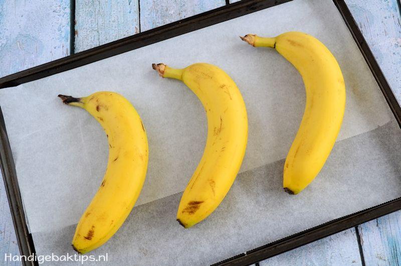 bananen snel laten rijpen