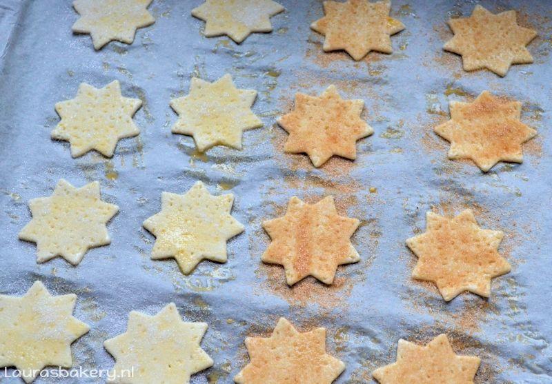 bladerdeeg sterren
