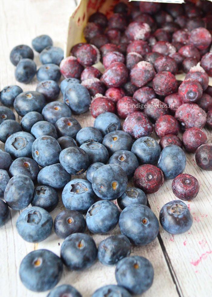 vers fruit of fruit uit diepvries
