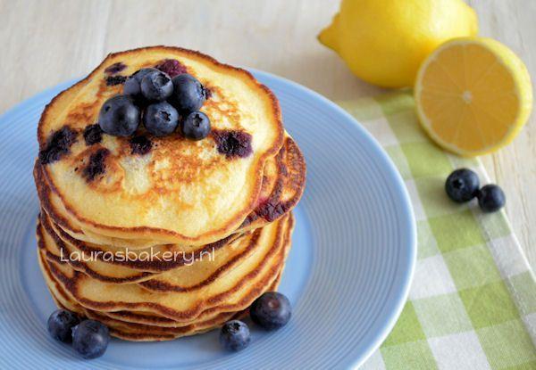 blueberry lemon pancakes 2a