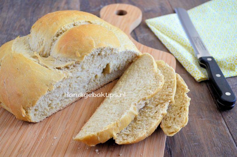 zelfgebakken brood bewaren