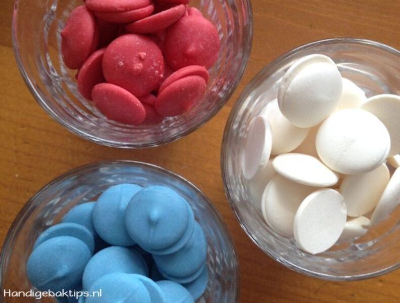 Chocola en candy melts verdunnen