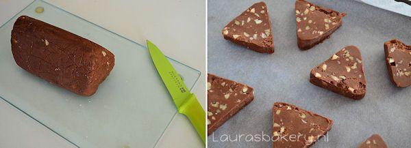 chocolade hazelnoot pecannoot koekjes 5a