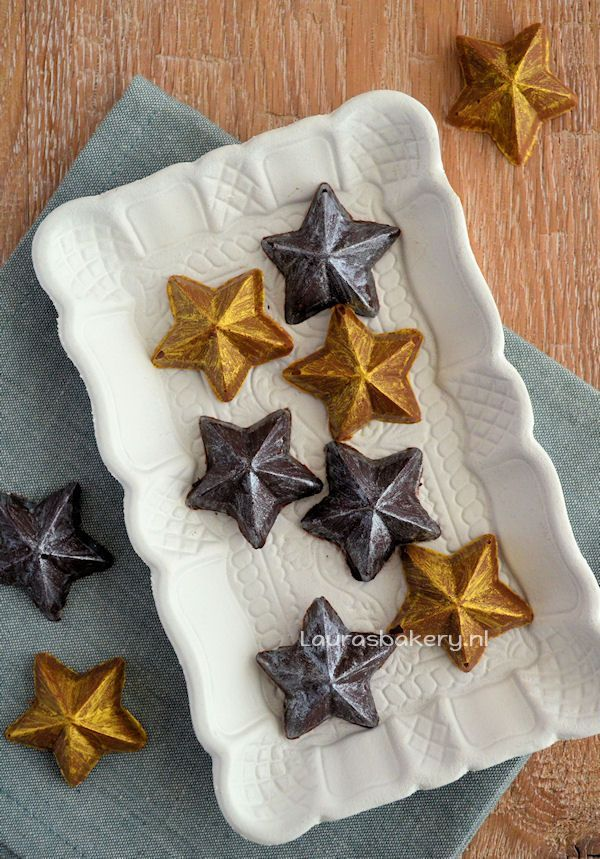 chocolade sterren 1a