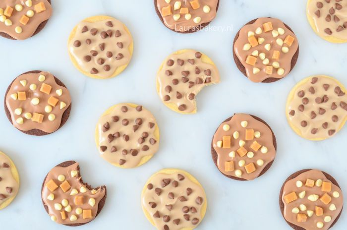 chocolate chip cookies koekjes 3a