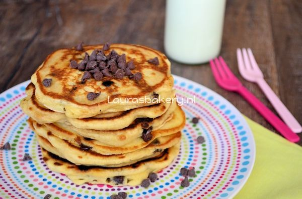 chocolate chip pancakes 2a