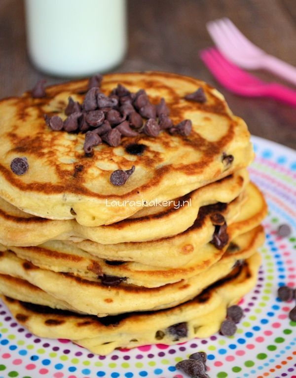 chocolate chip pancakes 3a