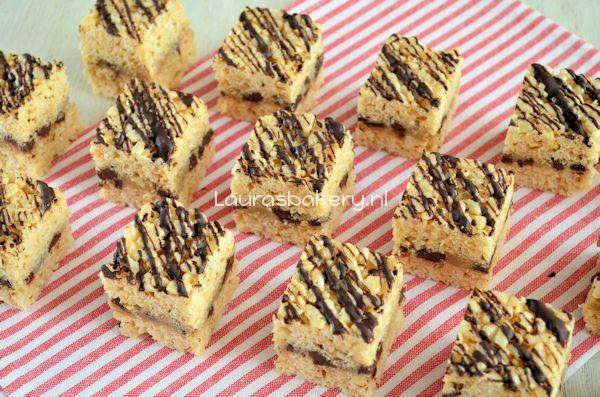 cookie dough rice krispie treats 2a