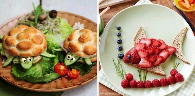 creatief met brood