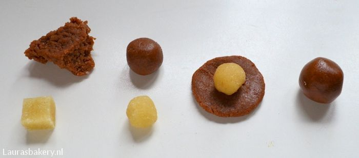 gevulde pepernoten