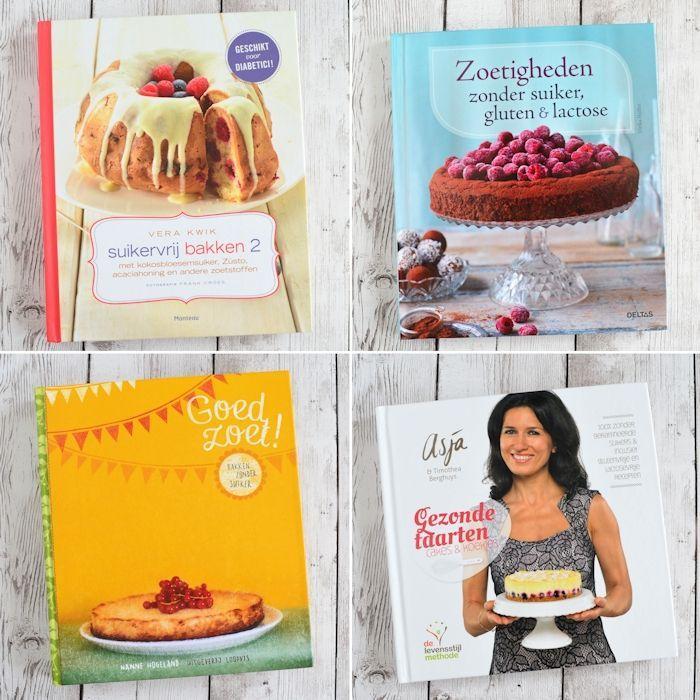 gezond bakken boeken