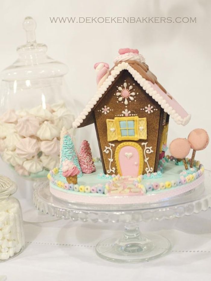 gingerbread huizen 1