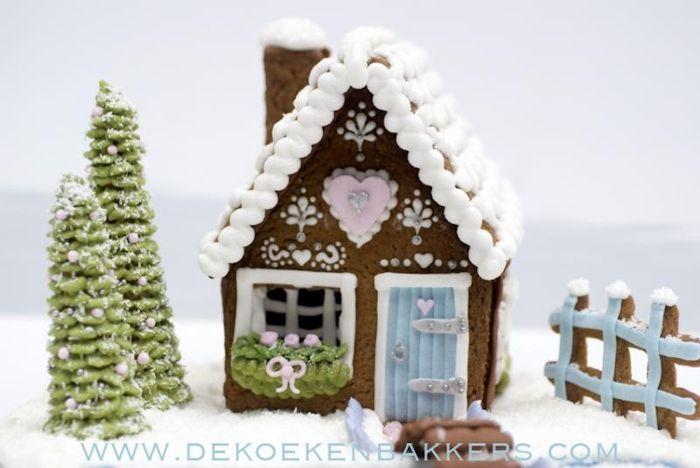 gingerbread huizen 2