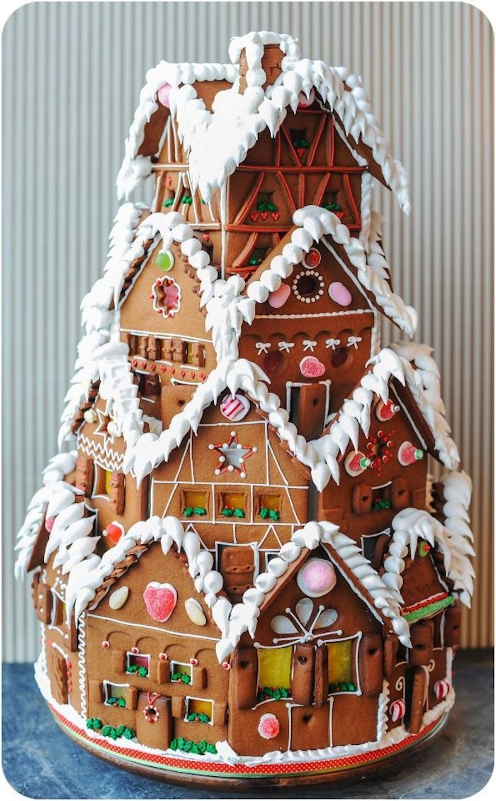 gingerbread huizen 3