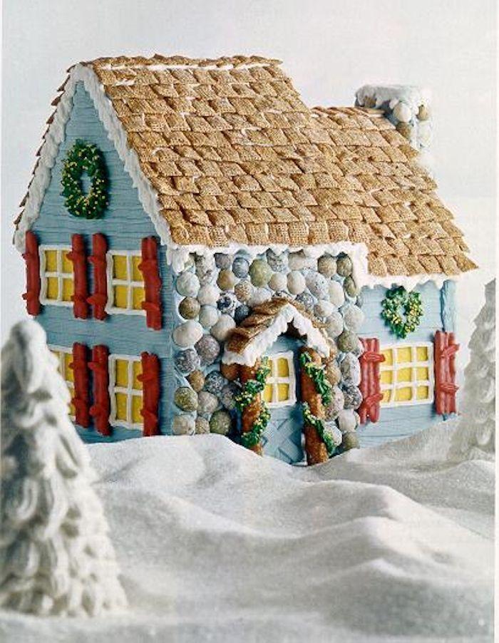 gingerbread huizen 7
