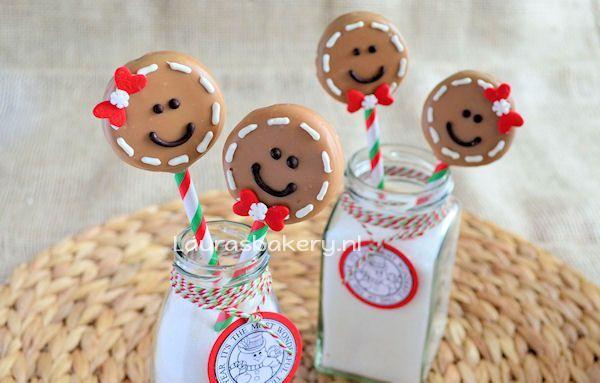 gingerbreadman oreo pops 2a