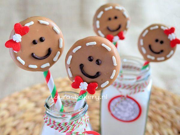 gingerbreadman oreo pops 5a