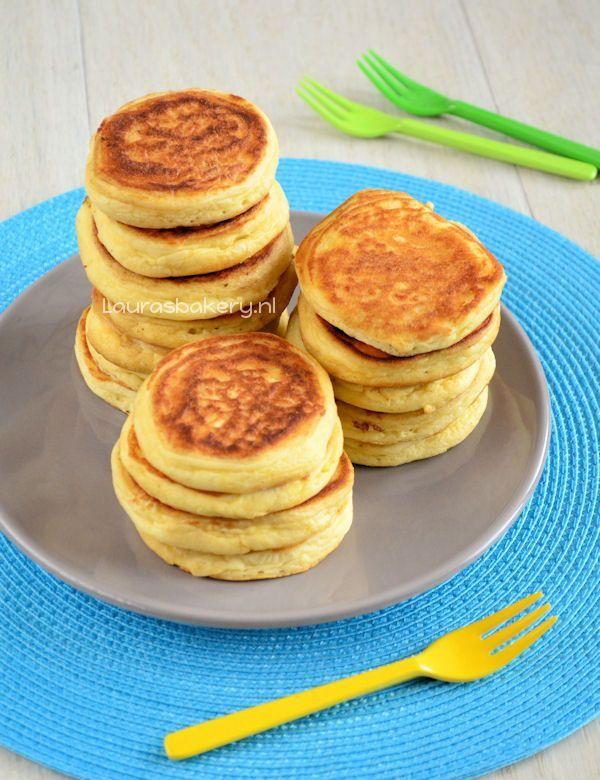 glutenvrije en lactosevrije pancakes 1a
